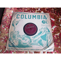 78 Rpm Turma Caipira Cornelio Pires Tiete Sp 1930 Columbia