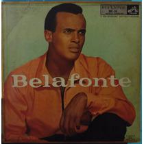 Lp Belafonte - Waterboy - Rca Victor