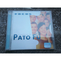 Cd - Pato Fu Focus 20 Sucessos