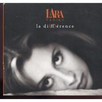 Cd Single Digipack Lara Fabian La Difference, 2tracks