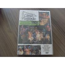 Dvd Casa Do Pagode Raça Brasileira 20 Anos Produto Lacrado