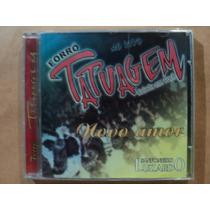 Banda Tatuagem- Cd Ao Vivo/ Novo Amor- 2001- Original Zerado