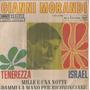 Gianni Morandi Israel / Tenerezza Compacto Duplo Só A Capa
