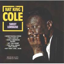 Cd Nat King Cole Sweet Lorraine Lacrado
