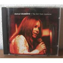 Cd Astrud Gilberto The Girl From Ipanema Bossa Nova Imp. 92