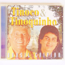 Cd Sertanejo Tonico E Tinoquinho Música Cabocla Cana Verde