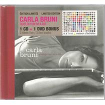 Cd+dvd Carla Bruni - Quelqu