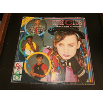 Lp Culture Club - Colour By Numbers, Vinil C/ Encarte, 1984