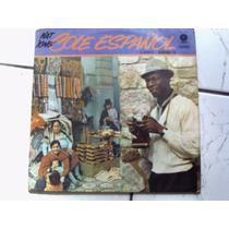 Lp Vinil Nat King Cole Español Canta Boleros Capitol - 1972