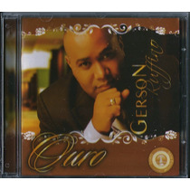 Cd Gerson Rufino - Ouro [bônus Playback]