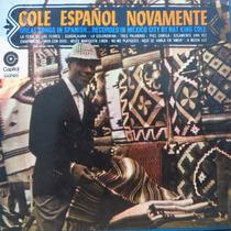 Lp Nat King Cole Cole Español Novamente Vinil Raro