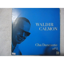 Disco Vinil Lp Waldir Calmon Chá Dançante N.1