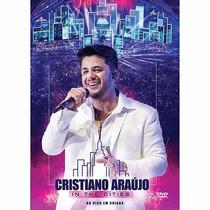 Box 3 Cds Cristiano Araujo - Todos Os Cds Sucessos. Original