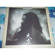 Lp Vinil Kitaro - Tenku - 1987 Com Encarte
