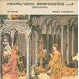 Lp Amaral Vieira - Composições - Vol 3 - Obras Sacras - 1986