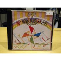 Toquinho Casa De Brinquedos Cd Album