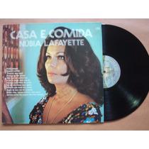 Núbia Lafayette- Lp Casa E Comida- 1972- Reedição!