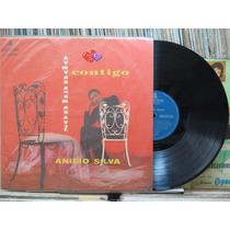 Anisio Silva Sonhando Contigo Lp Odeon 1957