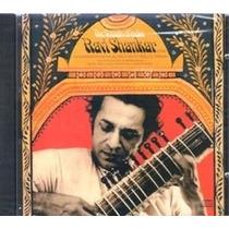 Ravi Shankar The Sounds Of India Cd Original Importado