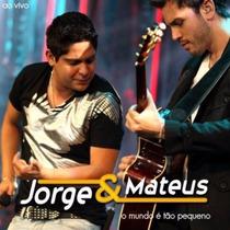 Cd Jorge E Mateus - O Mundo É Tão Pequeno (965355)