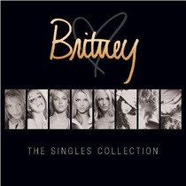 Cd+dvd Britney Spears The Singles Collection Imp. Novo