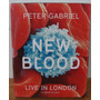 Blu-ray Peter Gabriel New Blood Live In London 3d Genesis