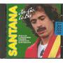 Cd Santana Jin Go Lo Ba 1990 Latin Rock Importado Holandês