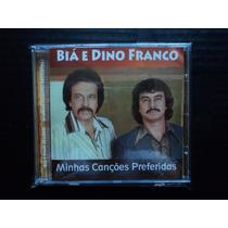 Cd Biá E Dino Franco - Minhas Canções Preferidas