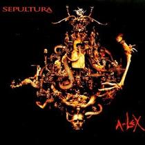 Cd - Sepultura - A-lex (digipak/lacrado)