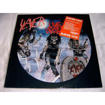 Lp Slayer - Live Undead ( Thrash Picture)