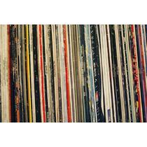 Lote 20 Discos De Vinil Rock New Order