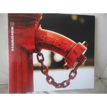 Rammstein - Benzin E.p. (2005) Single Europeu Digipack
