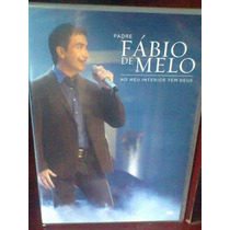 Dvd Padre Fábio De Melo No Meu Interior Tem Deus Original