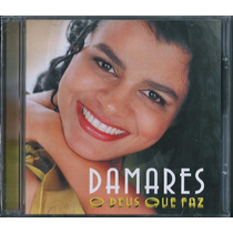 Cd Damares - O Deus Que Faz * Bônus Playback