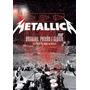 Dvd Metallica - Orgulho Paixão E Glória (original E Lacrado)