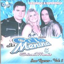 Cd Forró Collo De Menina Vol.05 Sem Querer Original + Frete