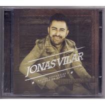 Jonas Vilar - Raízes Sertanejas E Hinos Da Harpa - Cd Gospel