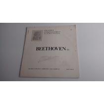 Lp Grandes Compositores Da Música Universal Beethoven (ii)