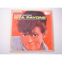 Lp Rita Pavone -- The International Teen Age Sensation