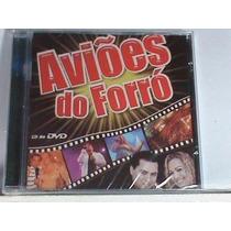 Cd Do Dvd Aviões Do Forró Vol.1 Original + Frete Grátis