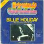 Lp Billie Holliday - Gigantes Do Jazz - Abril Cultura