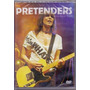 Dvd The Pretenders Live In New York