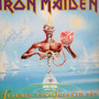 Lp Iron Maiden - Seventh Son Of A Seventh Son Vinil Raro