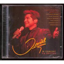 Cd Daniel In Concert - Em Brotas - Lacrado - Frete Grátis