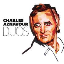 Cd Charles Aznavour - Duos (2008) Novo Original Lacrado