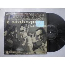 Lp - J.b De Carvalho / Terreiros E Ataques/todamérica 10