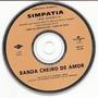 Cd Single Cheiro De Amor / Simpatia / Frete Gratis