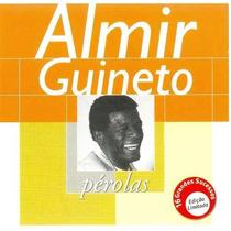 Cd - Almir Guineto - Pérolas - Lacrado