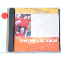 Cd - Demonios Da Garoa - Eu Sou O Samba
