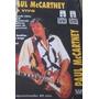 Vhs - Paul Mccartney ( Beatles ) - Get Back Ao Vivo